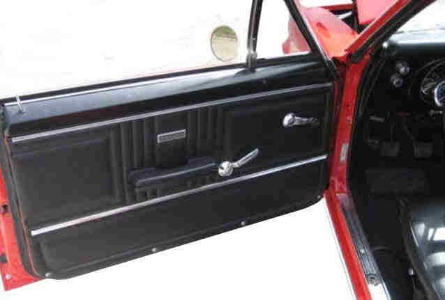 1967 camaro interior codes 1967 Chevrolet Camaro Z28 Interior standard interior door panel 09 07 2009